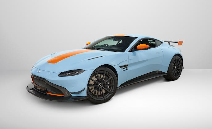 News: Unique Aston Martin Auctioned for Charity in First Bonhams Hong Kong Motor Car Sale