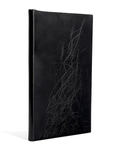 Smith (Philip) 'The Imperfect-white Book' [or 'Black Monolith'], March 1984
