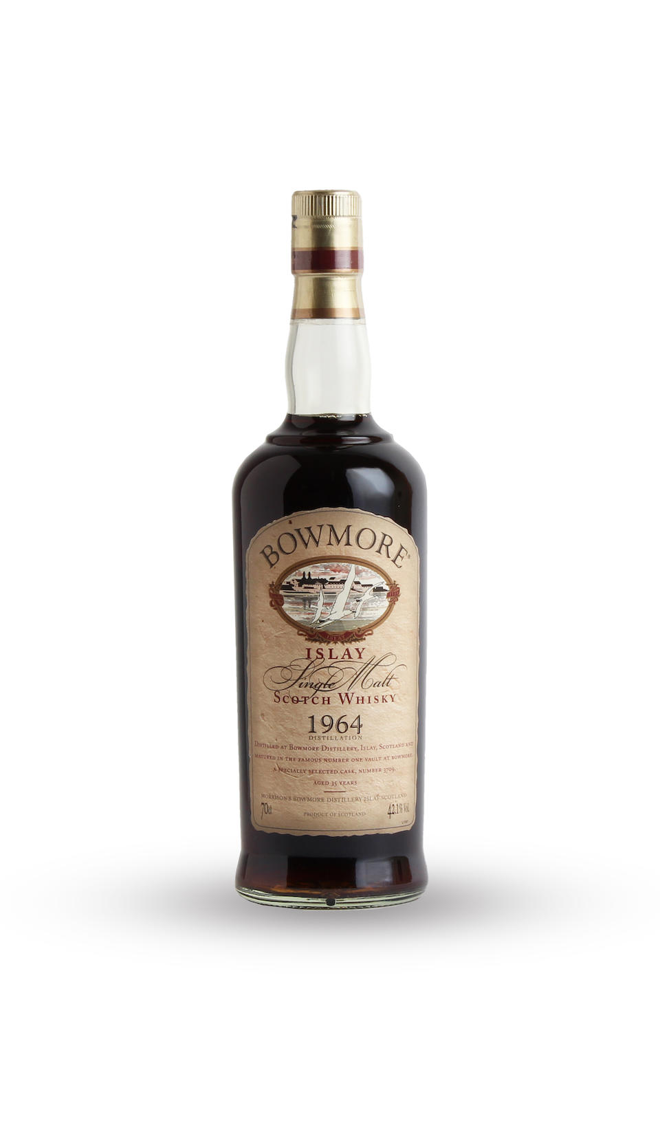 Bowmore-35 year old-1964