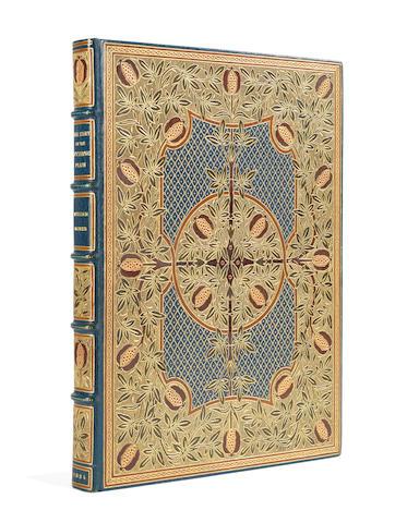 KELMSCOTT PRESS - BINDING MORRIS (WILLIAM) The Story of the Glittering Plain or the Land of Living Men, Hammersmith, Kelmscott Press, 1894