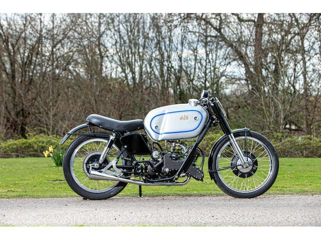 c.1946 AJS 497cc E90 'Porcupine' Grand Prix Racing Motorcycle Frame no. none visible Engine no. 3-46