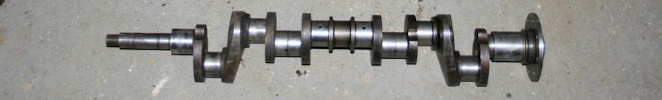 A K2 MG engine block,