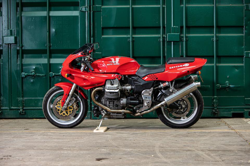 Property of a deceased's estate, 1997 Moto Guzzi 1,000cc Daytona RS Frame no. KL 111207 Engine no. KL 011206