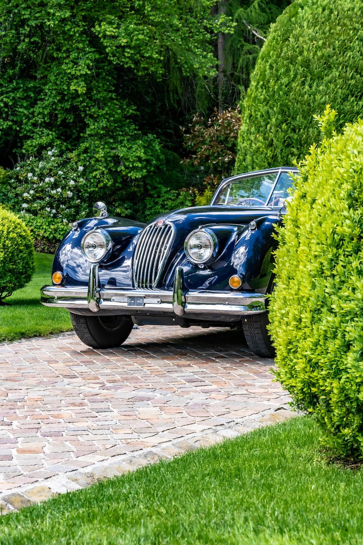 1954 Jaguar XK140 Drophead Coupé  Chassis no. 807050 Engine no. G2758-8