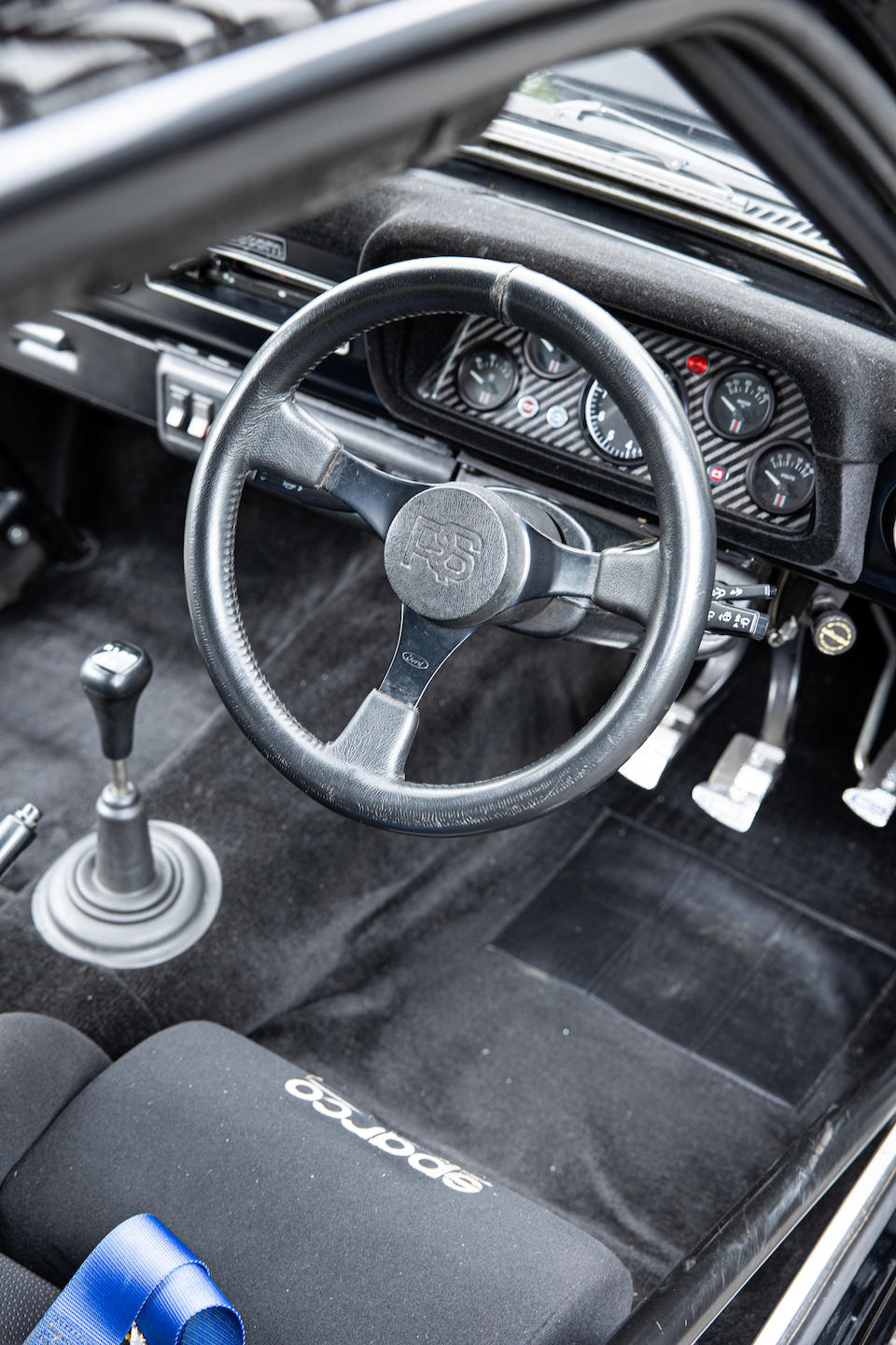 1979 Ford Escort MKII RS2000 Custom  Chassis no. GCATUR00304