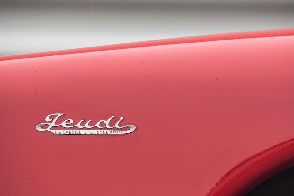 1958 Jeudi 49cc Child's Car  by Ets. Carniel