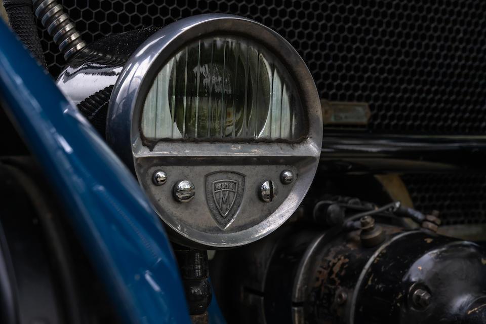 1933 Bugatti Type 49 Roadster  Chassis no. 49562 Engine no. 49116-L19