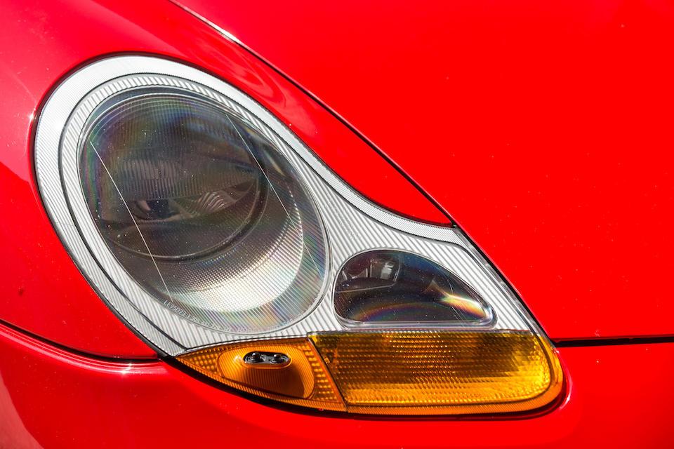 Formally the property of Martina Hingis ,1997 Porsche 911 Type 996 Carrera Coupé  Chassis no. WPOZZZ99ZWS600357 Engine no. 400.788.534