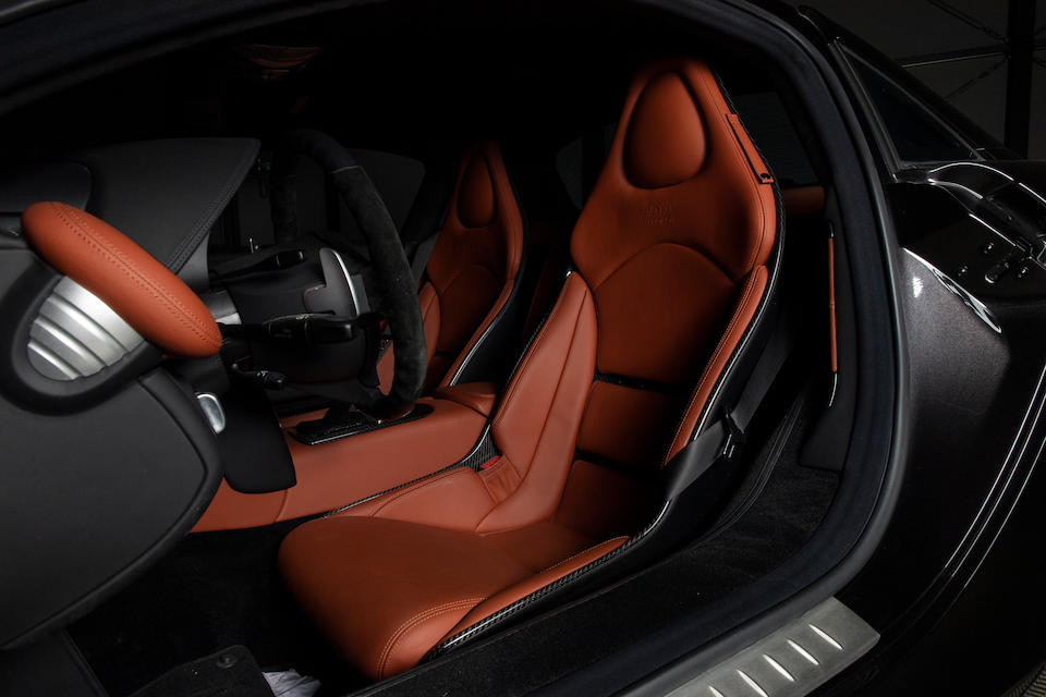 "2007 Mercedes-Benz SLR McLaren ""722 Edition""  Chassis no. WDDAJ76F07M001387"