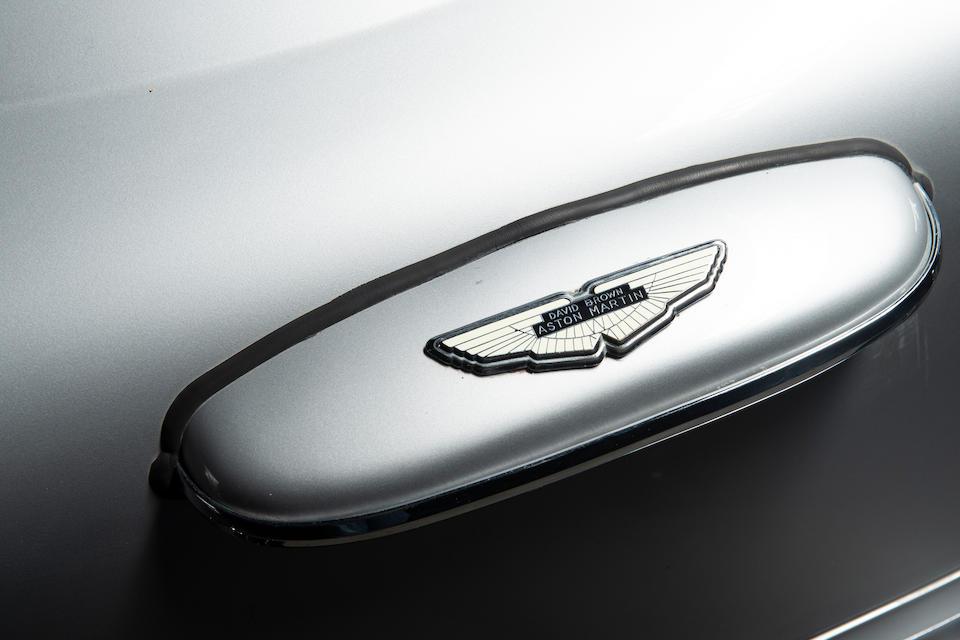 1964 Aston Martin DB5 Sports Saloon  Chassis no. DB5/1491/L Engine no. 400/1704