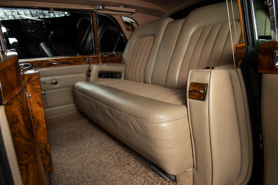 First owned by Baron Henry de Blonay,1971 Rolls-Royce Phantom VI Limousine  Chassis no. PRX4644 Engine no. UE36013