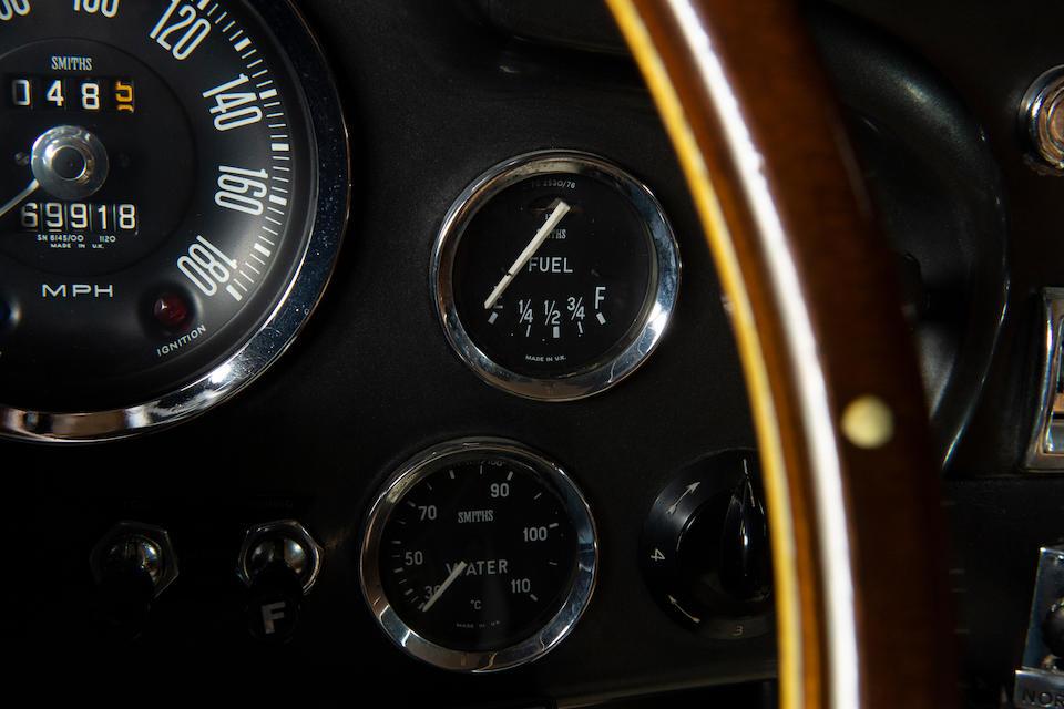 1966 Aston Martin DB6 Vantage Sports Saloon  Chassis no. DB6/2519/LN Engine no. 400/2524/V