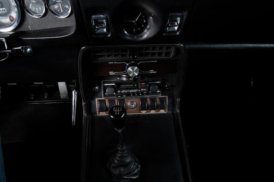 1969 Aston Martin DBS Vantage Sports Saloon  Chassis no. DBS/5377/L Engine no. 400/4221/SVC