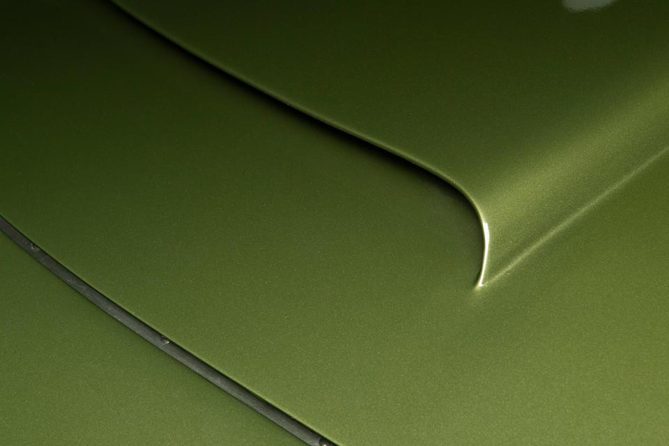 1971 Aston Martin DBS V8 Sports Saloon  Chassis no. DBSV8/10161/LC Engine no. V/540/417