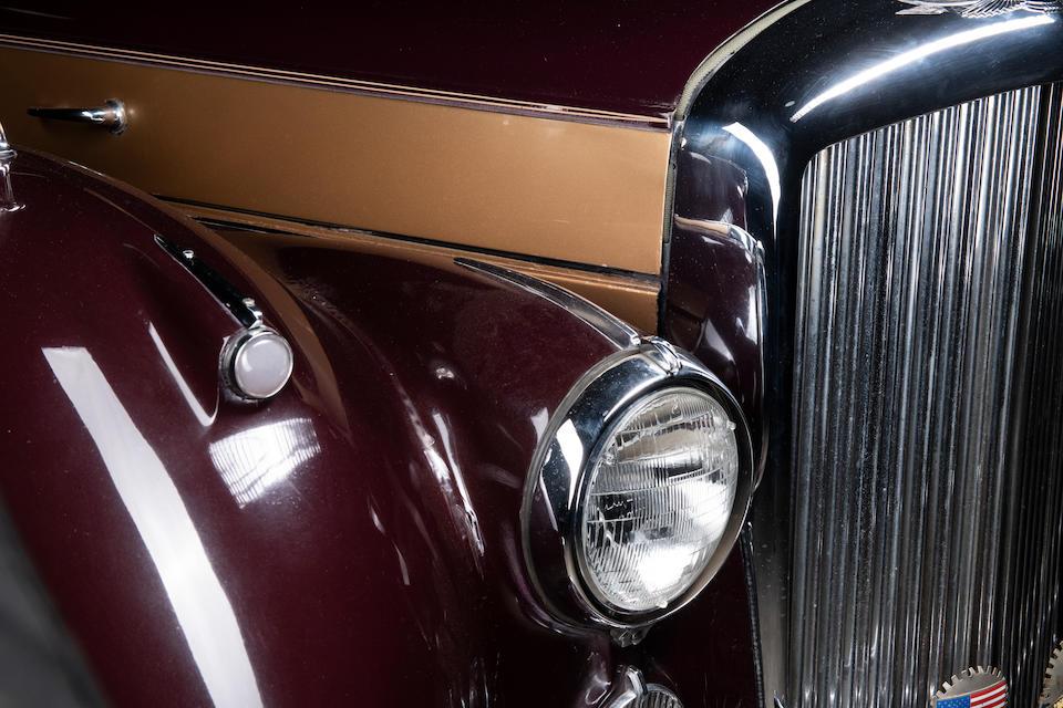1952 Bentley Mark VI 4½-Litre Drophead Coupé  Chassis no. B499LNY Engine no. B499N