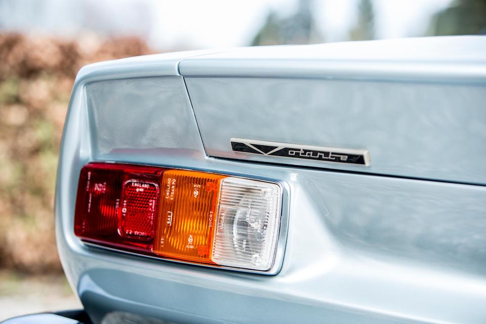1980 Aston Martin  V8 Volante  Chassis no. V8COL/15191