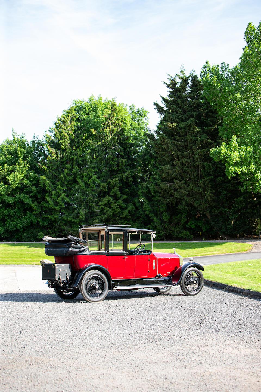 1923 Rolls-Royce 20hp Open Drive Landaulette  Chassis no. 77A6