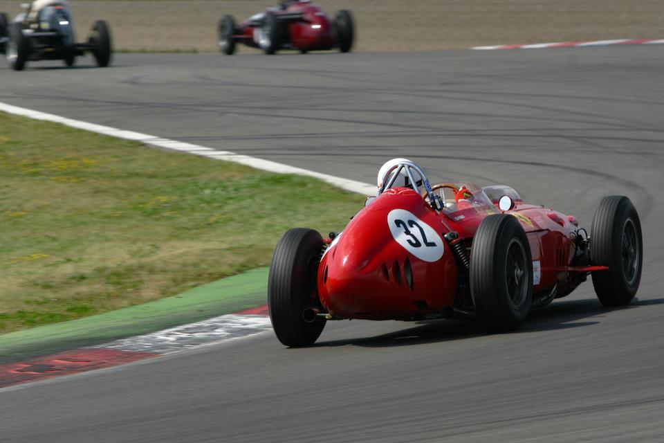 The ex-Corrado Cupellini,Ferrari Dino 246/60 Formula 1 racing single-seater  Chassis no. '0011'