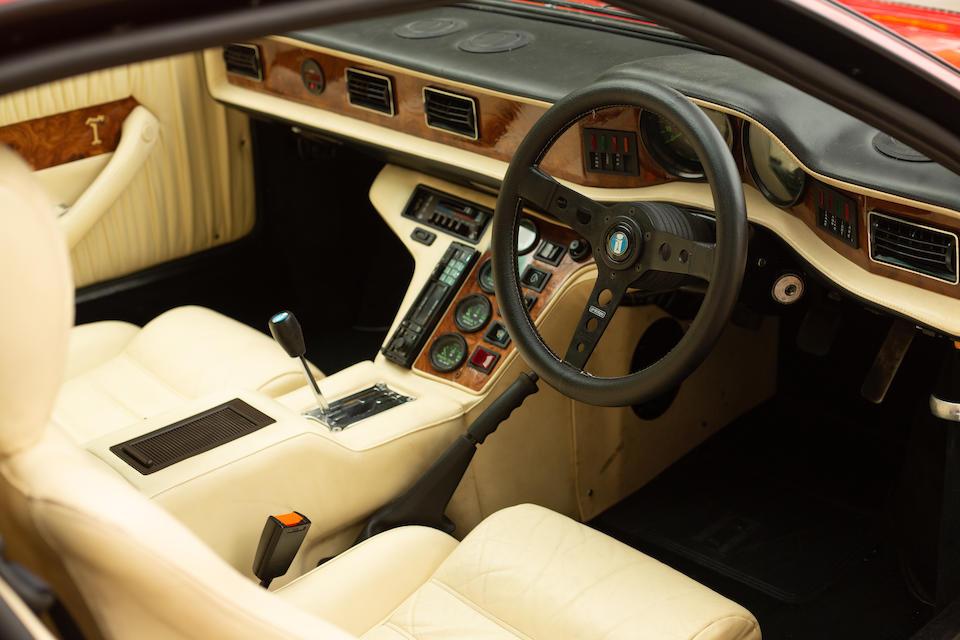 1990 De Tomaso Pantera GT5-S Coupé  Chassis no. 874/L/THPN1S09554