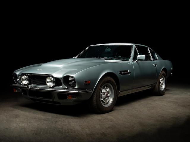 1982 Aston Martin V8 'Oscar India' Sports Saloon  Chassis no. SCFCV8/1SXCTL12358 Engine no. V580/2358LFA