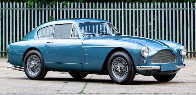 1958 Aston Martin DB Mark III Sports Saloon  Chassis no. AM300/3/1770
