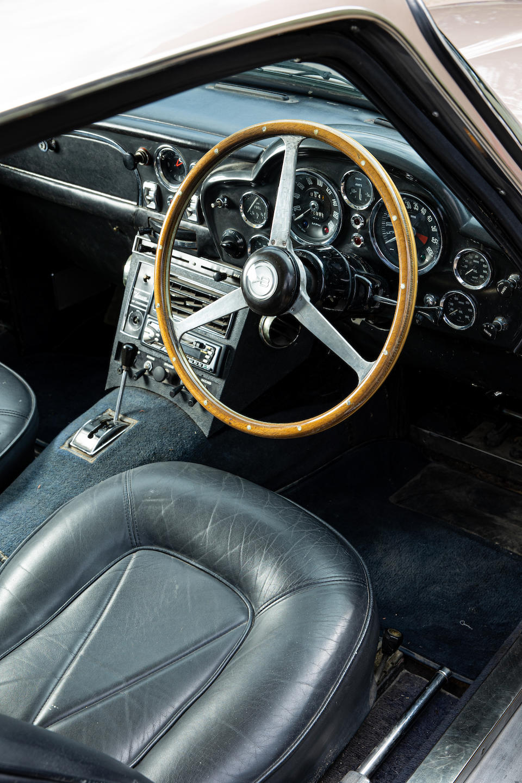 1967 Aston Martin DB6 Vantage Sports Saloon  Chassis no. DB6/3091/R Engine no. 400/3058/V