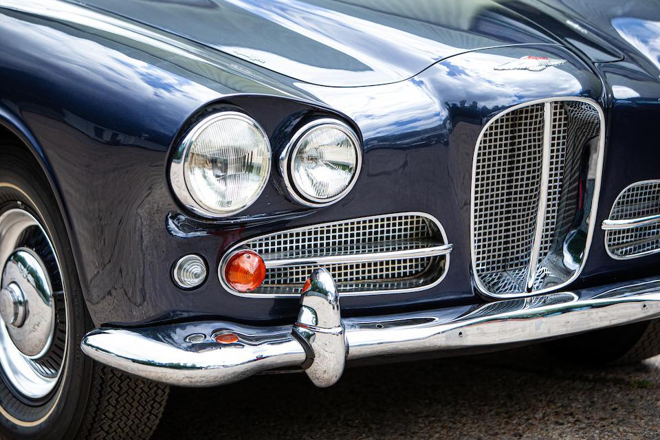 1963 Lagonda Rapide Sports Saloon  Chassis no. LR/121/R