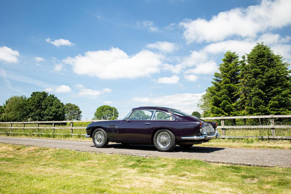 1962 Aston Martin DB4 'Series IV' Vantage Sports Saloon  Chassis no. DB4/973/R