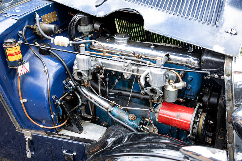 1934 Wolseley Hornet Special  Chassis no. 263114