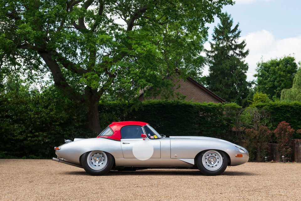 Property of a deceased's estate,1963 Jaguar E-Type 'Lightweight' Replica  Chassis no. 879769