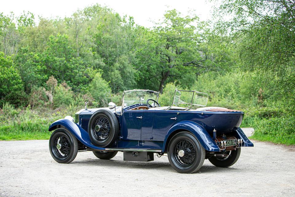 1920 Rolls-Royce 40/50hp Silver Ghost Alpine Eagle Skiff Torpedo  Chassis no. 40FW