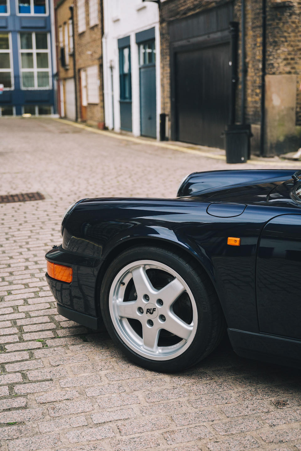 The ex-UK RUF demonstrator,1993 RUF RCT Coupé  Chassis no. WP0ZZZ96ZNS400165