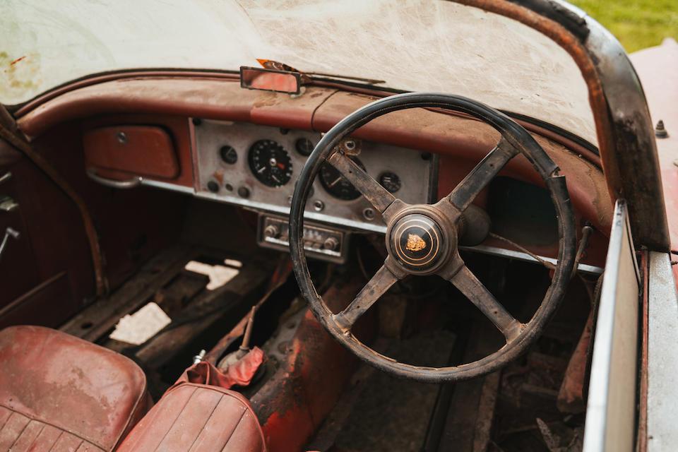1958 Jaguar XK150 3.4 Roadster Project  Chassis no. 5820014