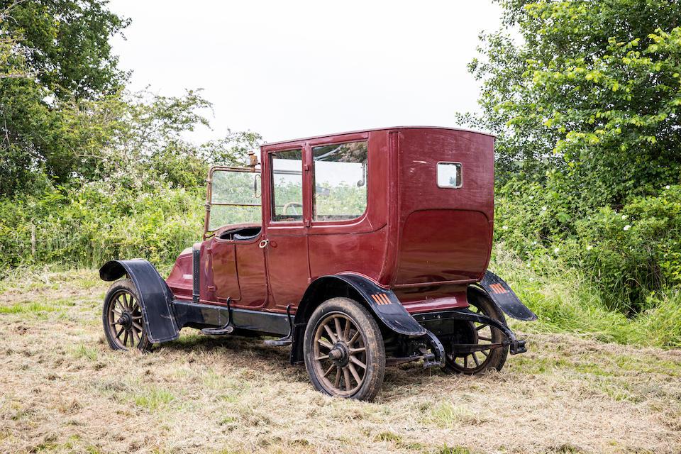 1913 Renault 16HP Brougham de Ville  Chassis no. 658