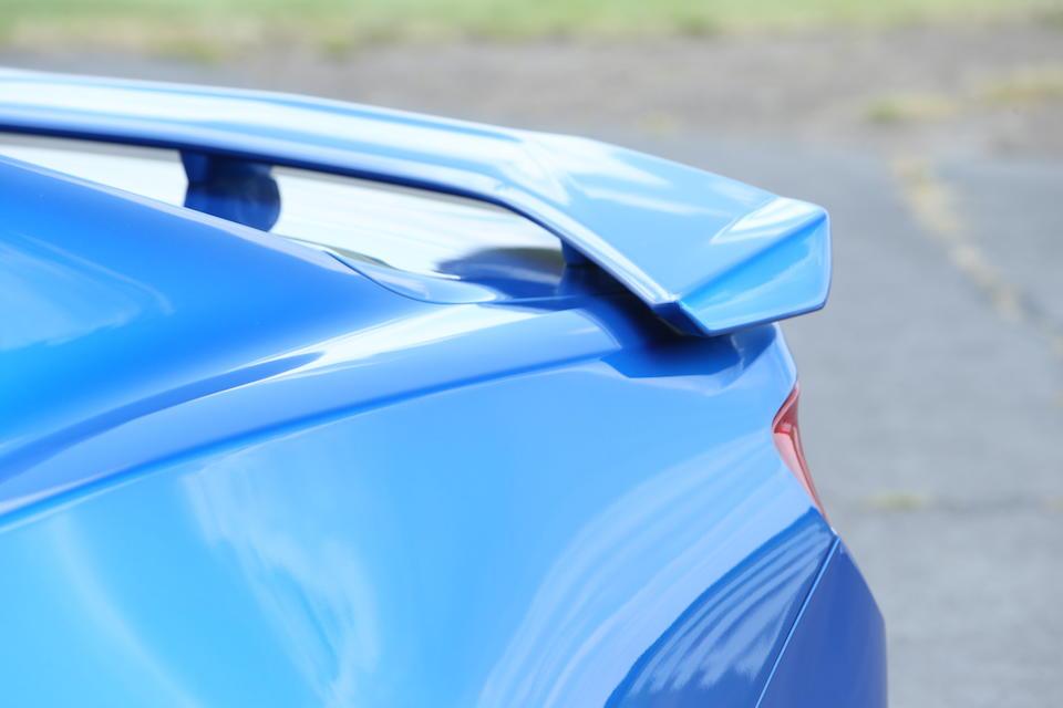 2017 Chevrolet Camaro ZL1  Chassis no. 1G1FK1R67J0107980