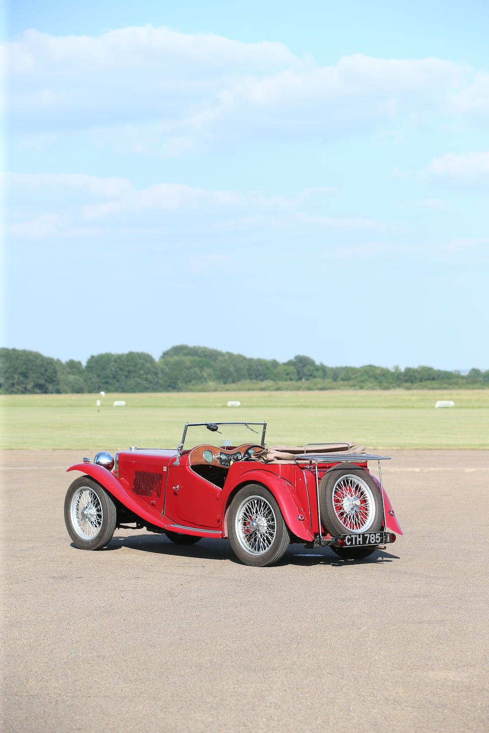1946 MG TC Two-Seater  Chassis no. TC1608