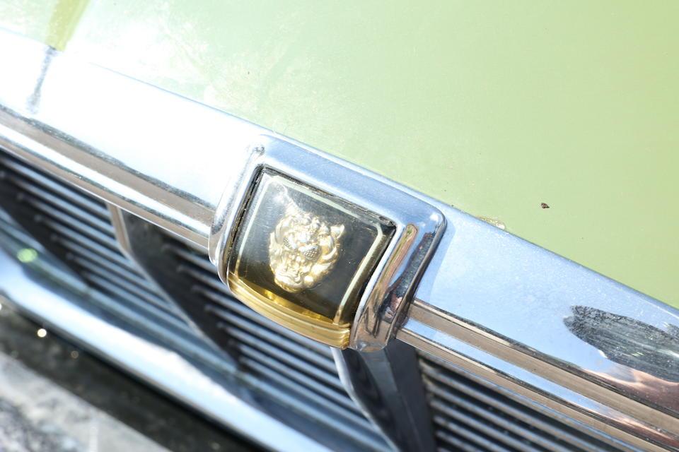1979 Jaguar XJ Series 2 4.2-Litre Saloon  Chassis no. JAALL3BC107973