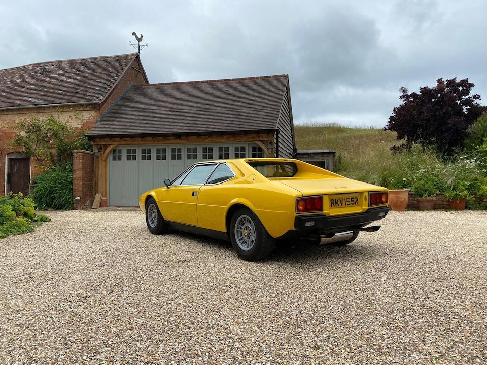 1976 Ferrari 308 GT4  Chassis no. 12642