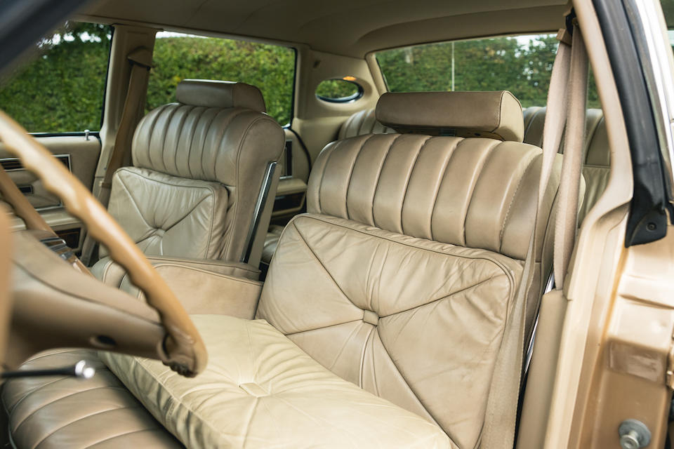 1978 Lincoln Town Car  Chassis no. 8Y82S913711