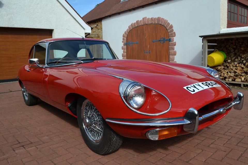 1970 Jaguar E-Type Series II 2+2 Coupé  Chassis no. PIR35920BW
