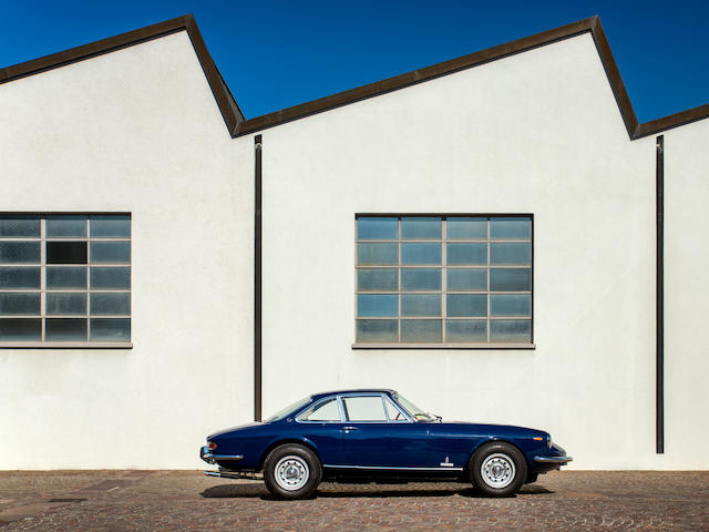 Owned by one Italian family from new,1968 Ferrari  365 GTC Coupé  Chassis no. 12209 Engine no. 12209