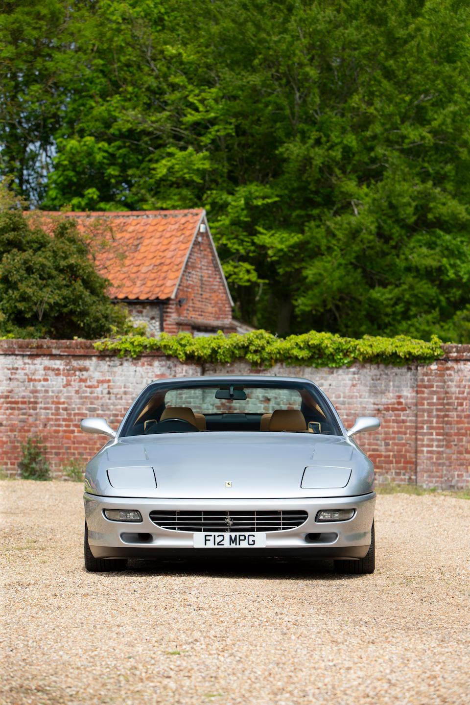 Rare manual transmission model,1995 Ferrari 456 GT Coupé  Chassis no. ZFFSP44C000103273