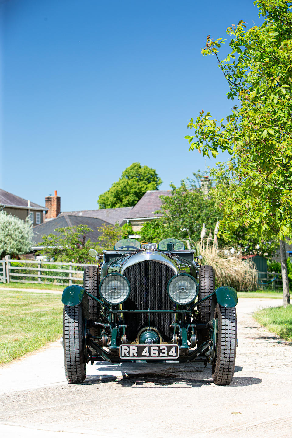 The Stan West Collection,1926 Bentley 6½-Litre 'Le Mans' Tourer  Chassis no. WB2567 Engine no. WB2554 (see text)