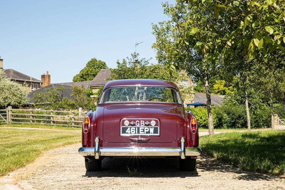 The Stan West Collection,1963 Bentley S3 Continental Sports Saloon  Chassis no. BC40XA