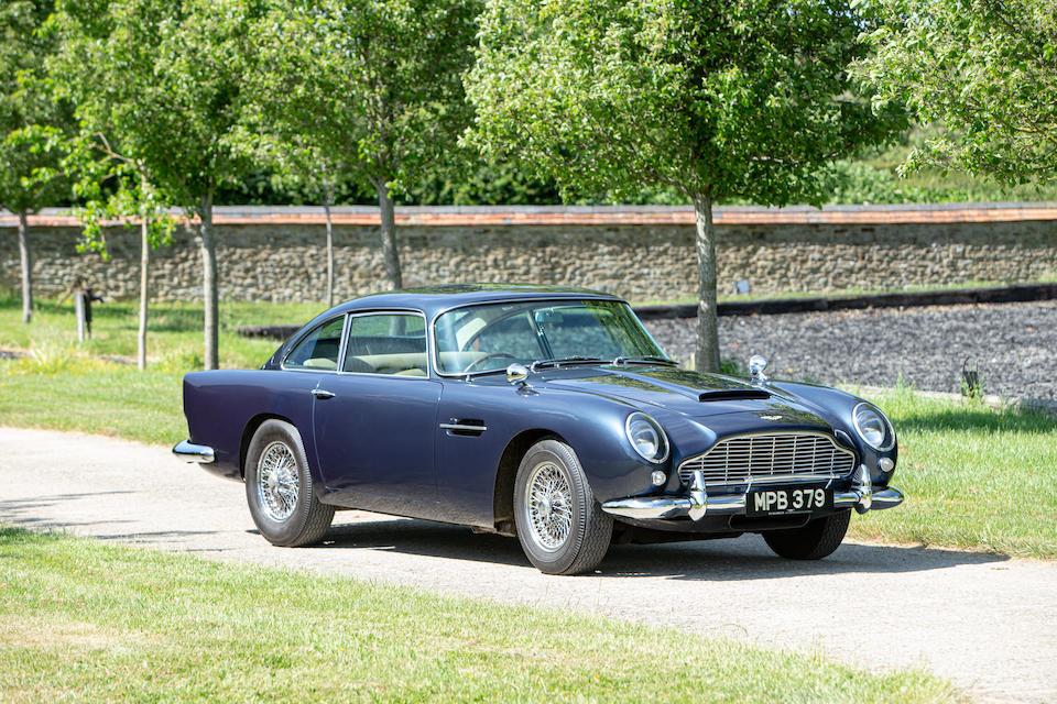 The Stan West Collection,1964 Aston Martin DB5 4.2-Litre Sports Saloon  Chassis no. DB5/1365/R