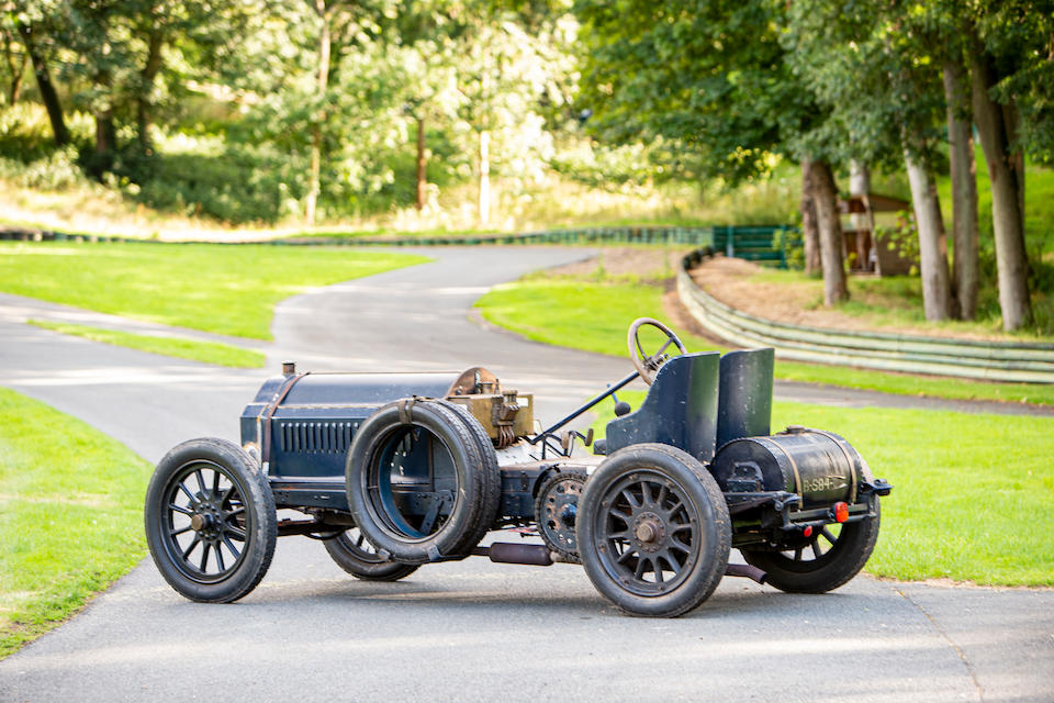 1905 Lorraine-Dietrich CR2 Two-seater Sports-racer  Chassis no. 82CE.1.CR2 Engine no. 8924