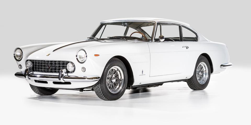 Ferrari Classiche certified, Garage Francorchamps delivery new,1961 Ferrari 250 GTE 2+2 Coupé  Chassis no. 2353 Engine no. 2353