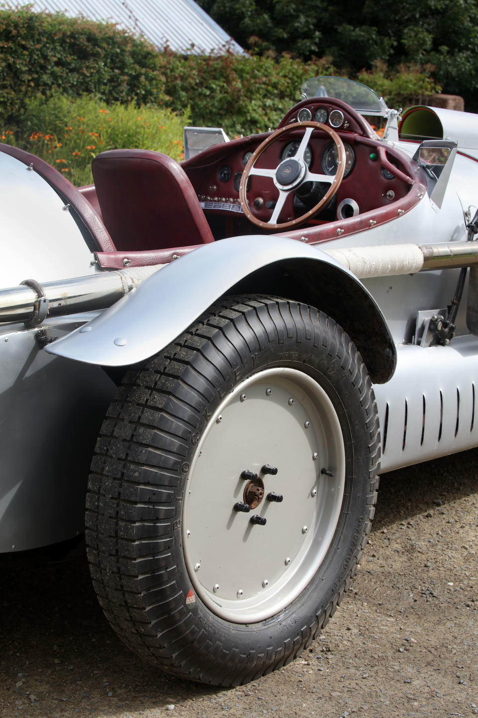 Meteor 27-Litre V12 Special  Chassis no. n/a Engine no. n/a