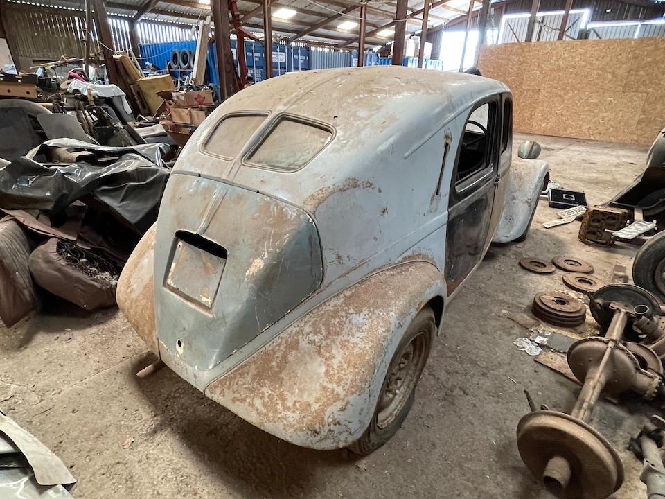 1937 Lancia Aprillia Series I Saloon Project  Chassis no. 38/1582
