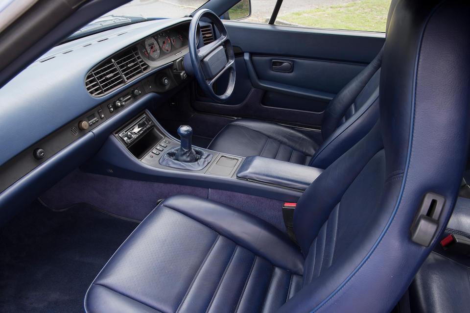 1992 Porsche 944 Turbo Cabriolet  Chassis no. WP0ZZZ95ZMN130523